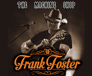 Frank Foster at The Machine Shop