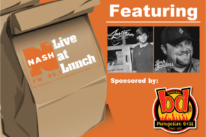 NASH Live at Lunch 3 300