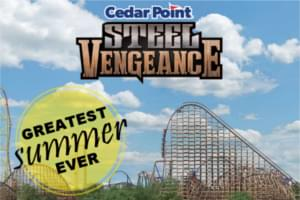 The Greatest Summer Ever with Cedar Point