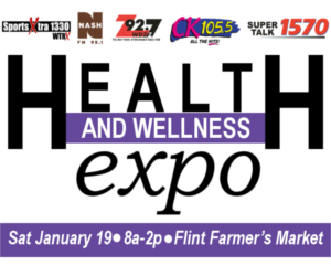 The 2019 Health and Wellness Expo!