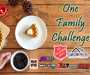 One Family Challenge!