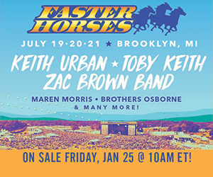 Faster Horses 2019!