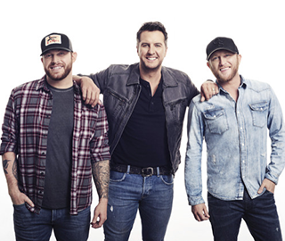 Win Tickets to See Luke Bryan!
