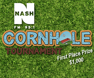 Nash Fm 3rd Annual Cornhole Tournament
