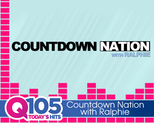 COUNTDOWN NATION on Q105