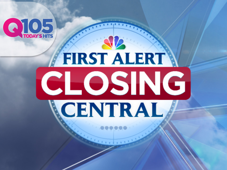 Q105-NBC CT Closings Central