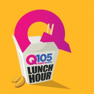 Q105's LUNCH HOUR w/ HIGH FIVE @ NOON