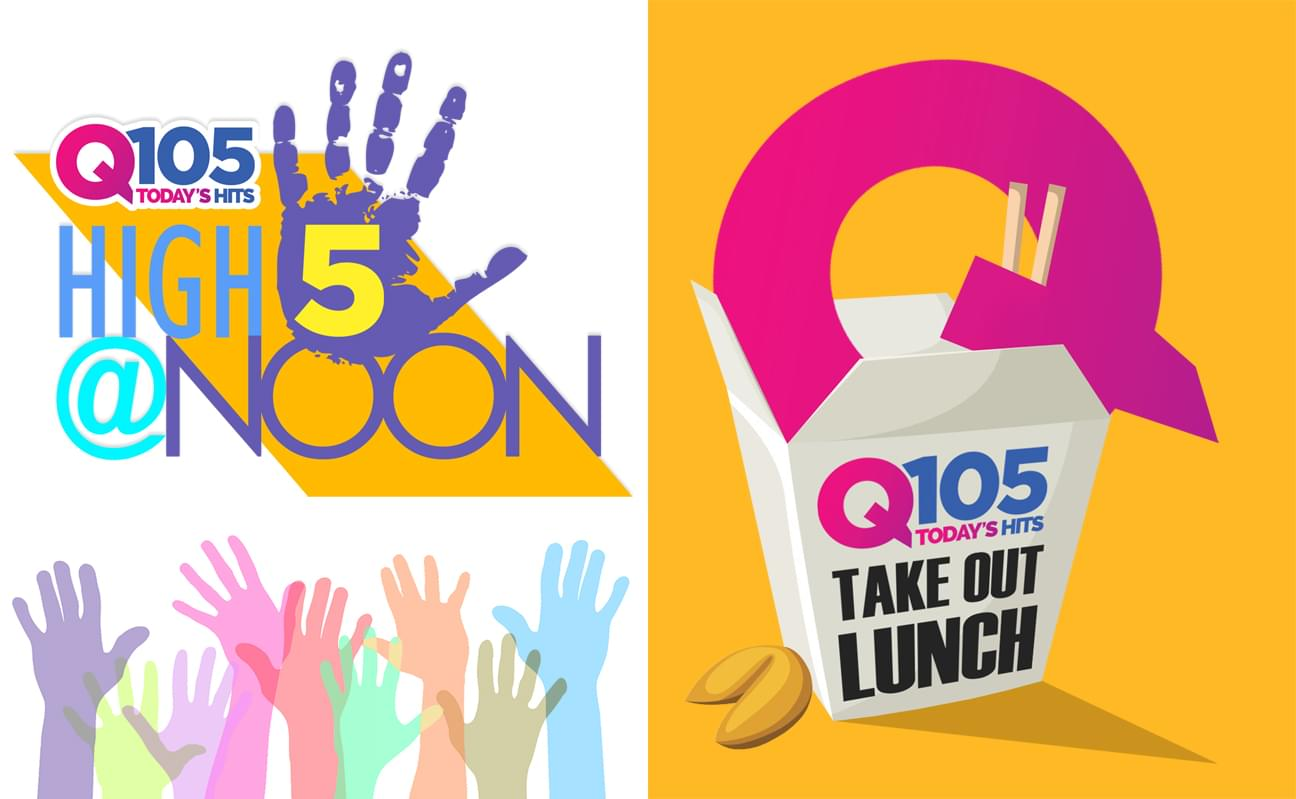 Q105 LUNCH HOUR