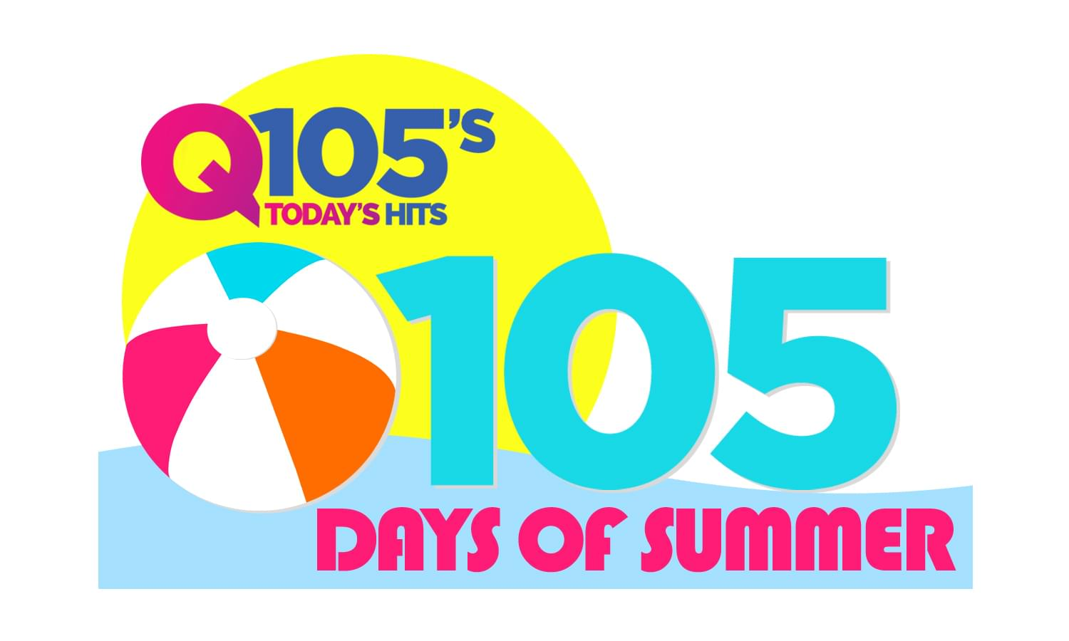 105 Days of Summer on Q105!