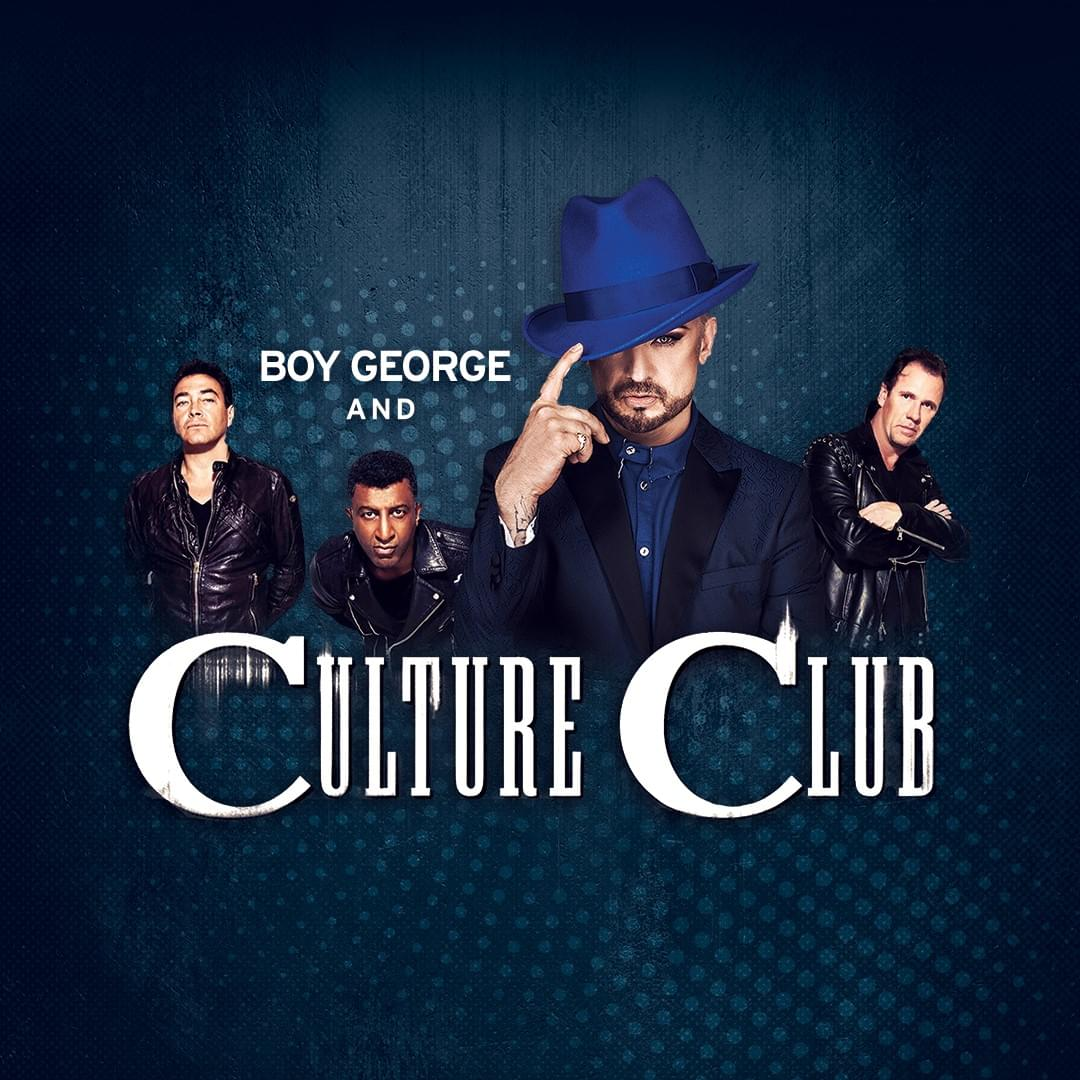 Win tickets to see Boy George & the Culture Club!!!