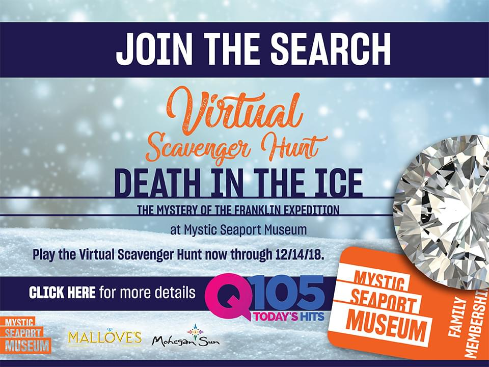 Join The Search  Virtual Scavenger Hunt!