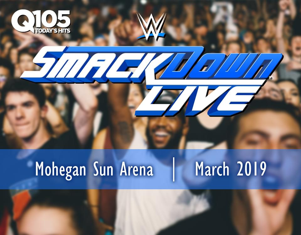 WWE SmackDown LIVE at Mohegan Sun