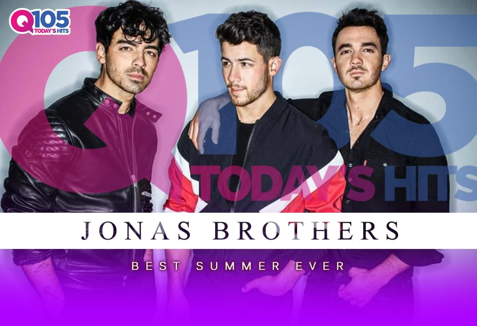 Best Summer Ever w/ The Jonas Brothers