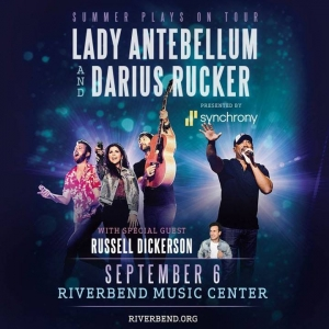 Lady Antebellum Darius Rucker at Riverbend Music Center