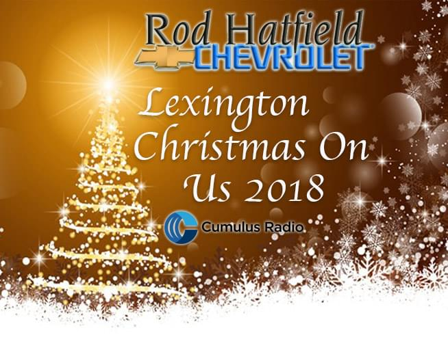 Lexington Christmas On Us 2018