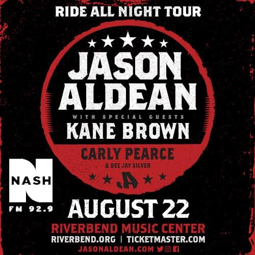 Jason Aldean with Kane Brown