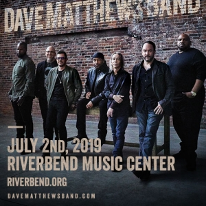 Dave Mathews Band at Riverbend Music Center