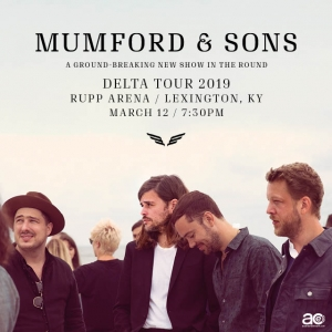 Mumford & Sons Coming to Rupp Arena