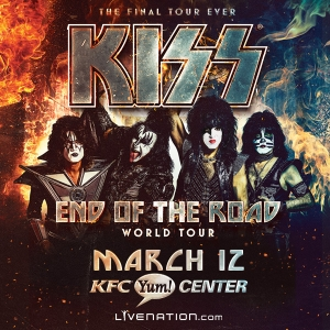 KISS: End of the Road Tour!