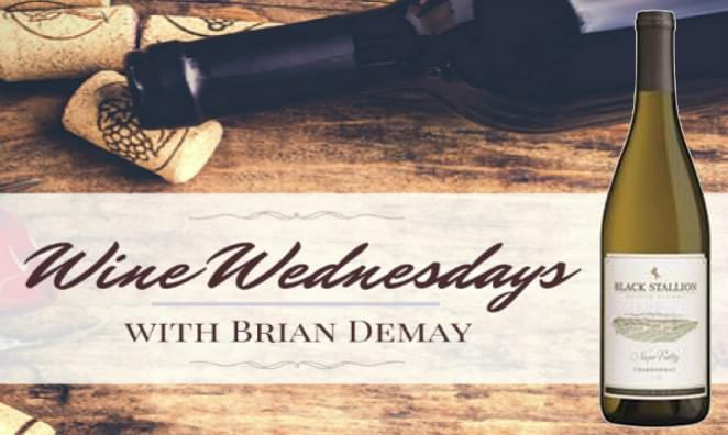 Brian's Wine Wednesday: Black Stallion Chardonnay