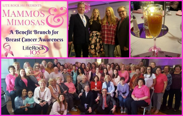 Mammos & Mimosas >> Pictures from our special Breast Cancer Awareness Brunch