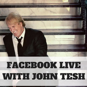 Heather & Steve's Facebook LIVE with JOHN TESH