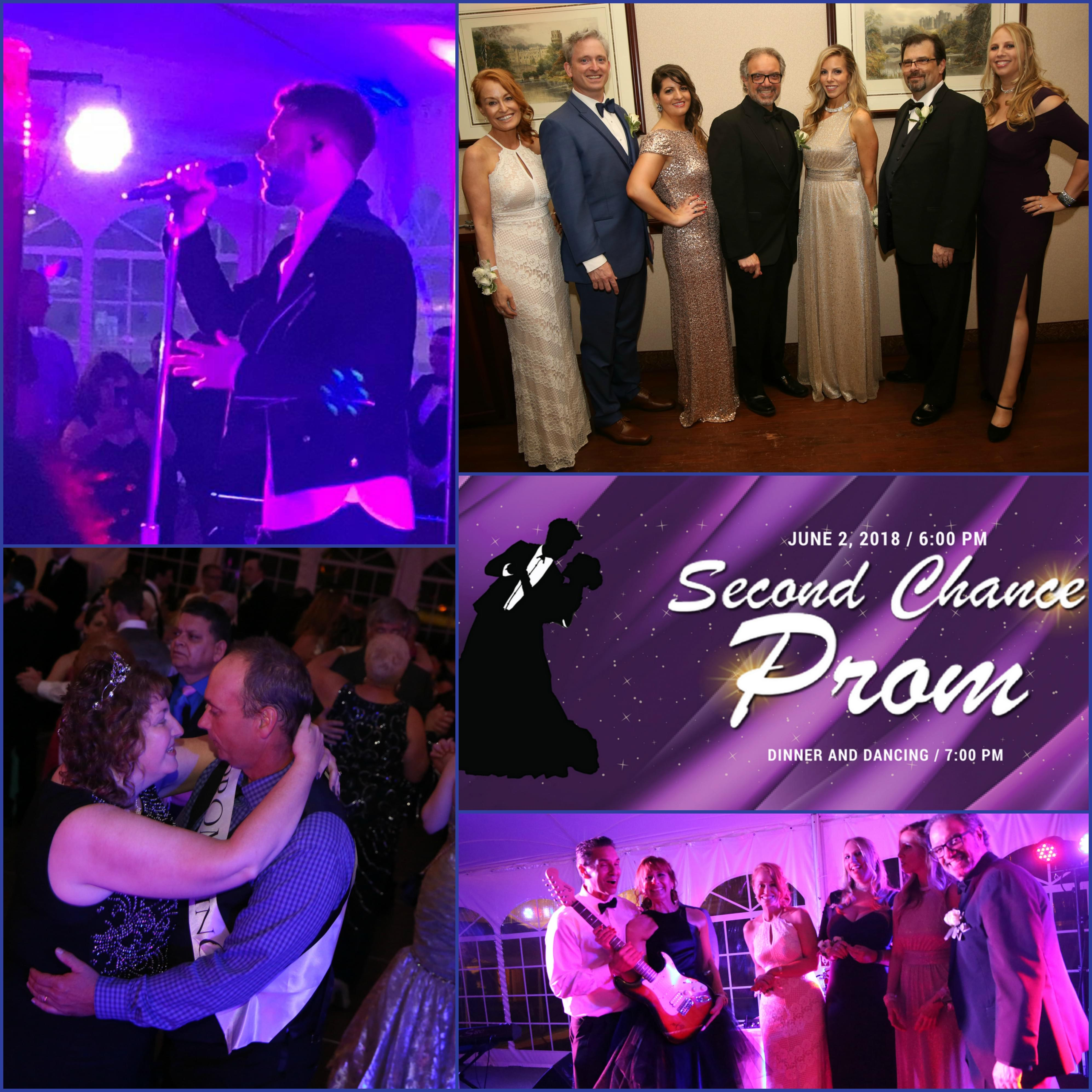 PICTURES & VIDEO >> Lite Rock 105's 2nd Chance Prom 6/2/18