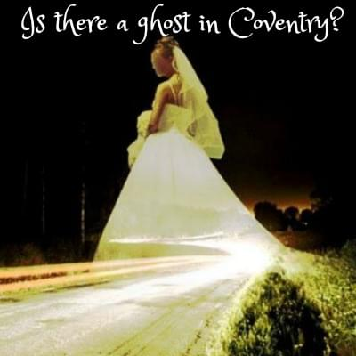 A GHOST in Coventry? YOU decide…