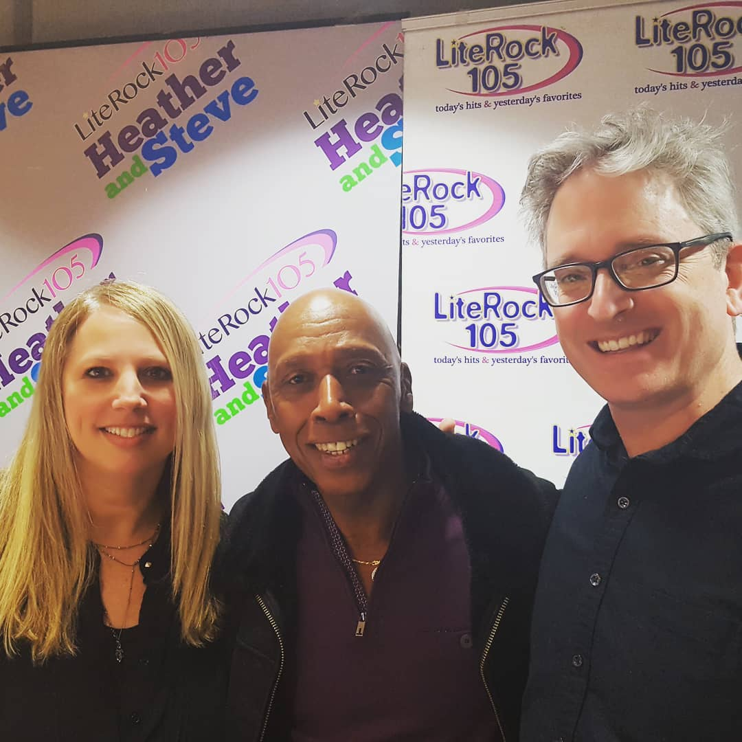 JEFFREY OSBORNE with Heather & Steve >> The JO Classic is coming back to RI!