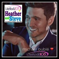 Heather & Steve's MICHAEL BUBLE Interview