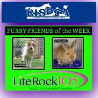 Meet Jackson and Butterscotch! Our FURRY FRIENDS of the WEEK (7/8/19)