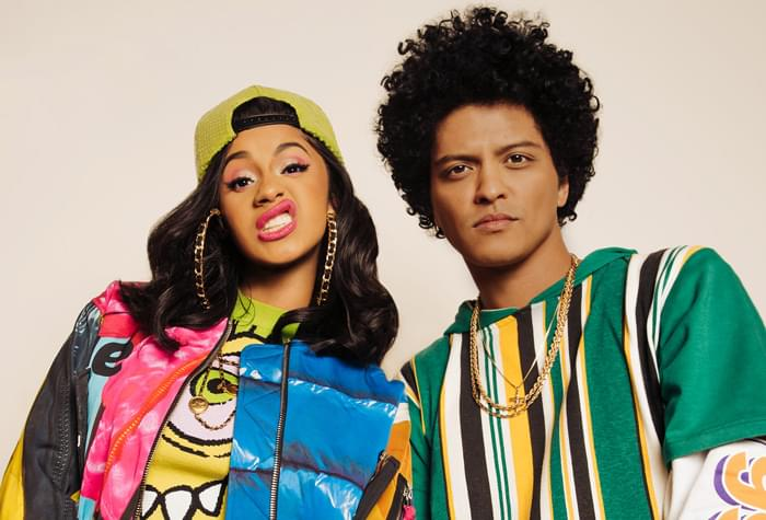 Cardi B Announces She Won't Be On Tour This Fall With Bruno Mars