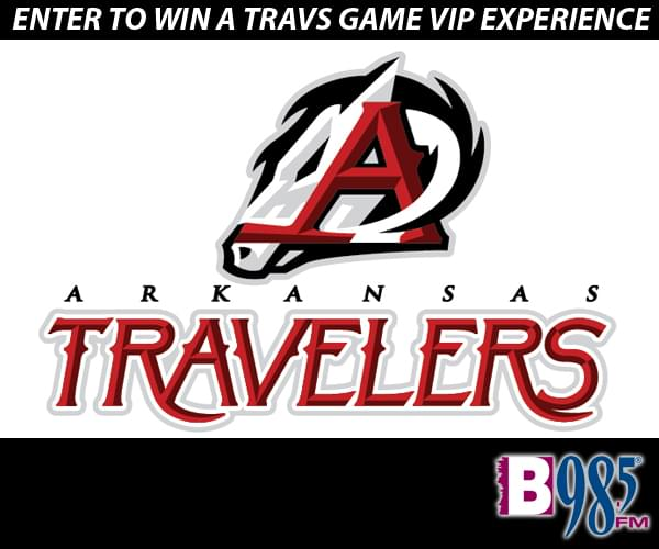 Enter to Win: Arkansas Travelers VIP Package