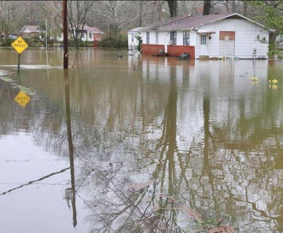 Volunteer info. How to help flooded friends and neighbors…