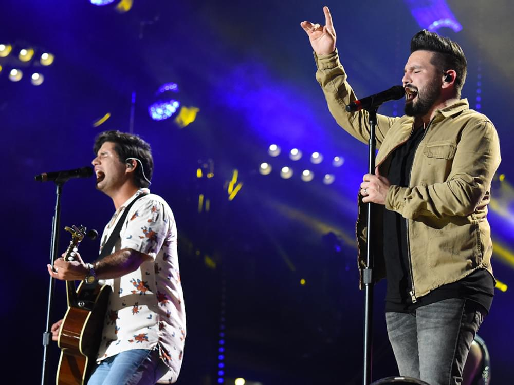 Dan + Shay to Join Shawn Mendes for 7 Dates Down Under