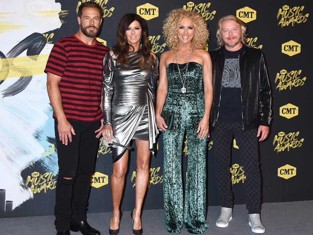 Little Big Town to Host the CMT Music Awards on June 5