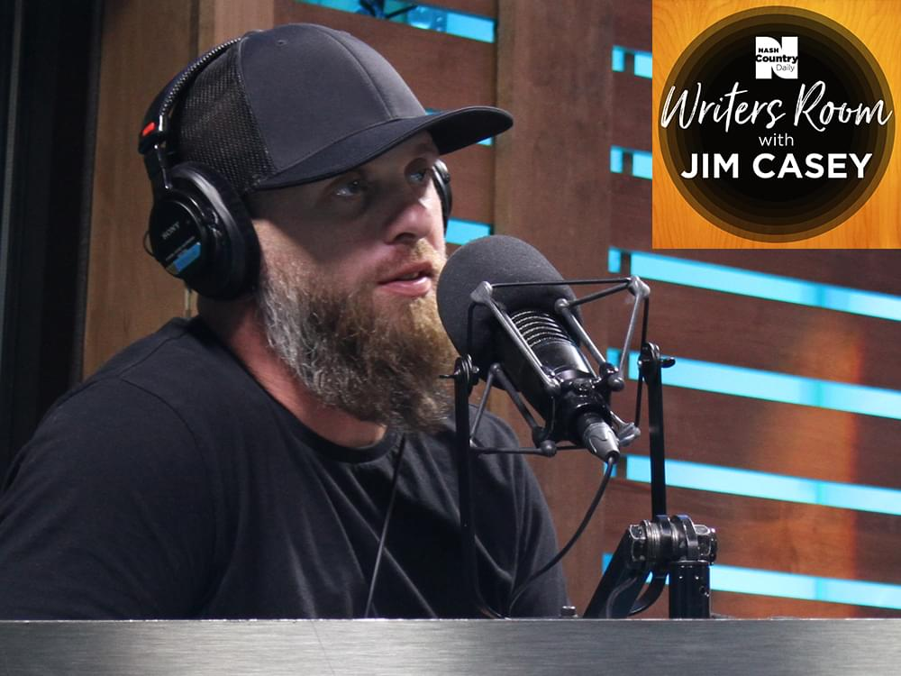 """Brantley Gilbert Talks Growing Family, Songwriting Roots, New Album """"Fire & Brimstone,"""" Upcoming Tour & More"""