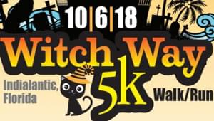 Witch Way 5K 10.06.2018