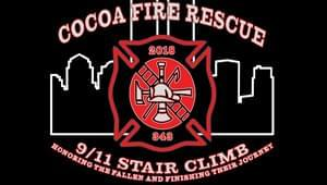 Cocoa Fire 9/11 Memorial Stair Climb 09.15.2018