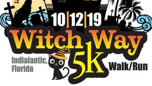 WITCH WAY 5K 10.12.2019