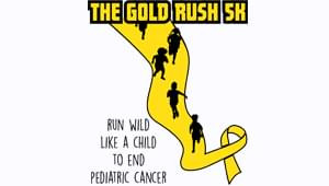 The GOLD RUSH 5K this Saturday
