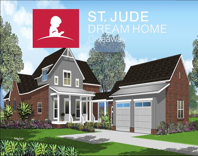 St Jude Dream Home  Rossville Tn