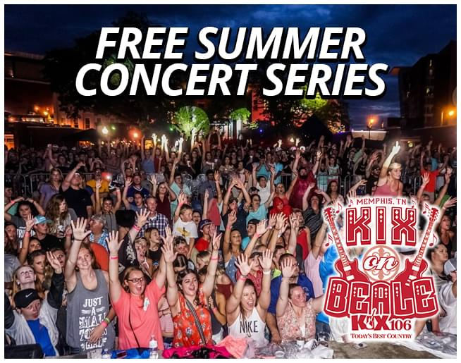 KIX On Beale presented by AutoZone | Handy Park
