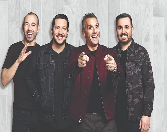 Impractical Jokers – FedExForum
