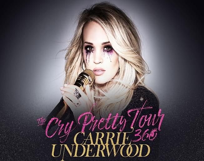 Carrie Underwood – Cry Pretty Tour
