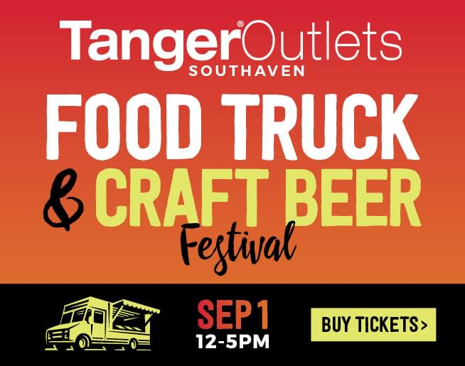 Memphis Food Truck & Craft Beer Festival – Tanger Outlets Southaven