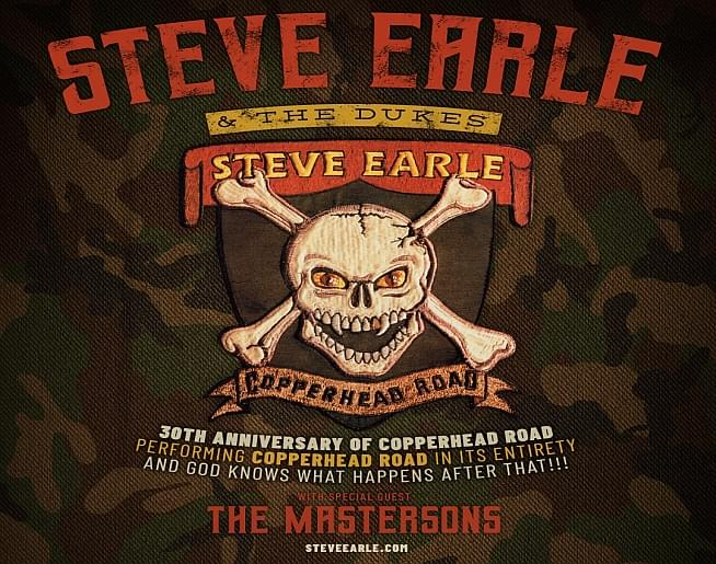 Steve Earle – Horseshoe Tunica