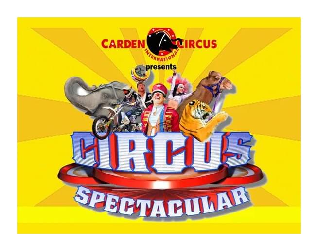 Carden International Circus – Agricenter