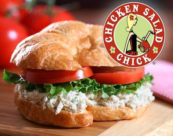 Win Lunch For 20 – Chicken Salad Chick
