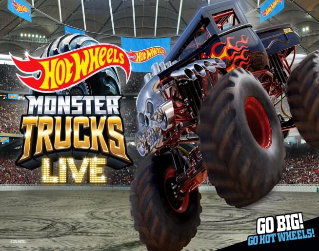Hot Wheels Monster Trucks – FedExForum